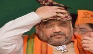 फिर बिगड़ी अमित शाह की तबियत, संकट में पड़ी BJP की झारग्राम रैली
