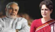 BJP नेता ने प्रियंका गांधी को लेकर दिया विवादित बयान, 'मोदी के मुकाबले प्रियंका...'