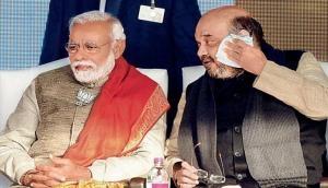 SC seeks EC response on Congress MP's plea alleging poll code violations by PM Modi, Amit Shah