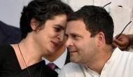 राहुल गांधी ने प्रियंका की एंट्री पर किया बड़ा खुलासा, बताया किस वजह से राजनीति में देर से आईं