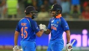 INDvsNZ: न्यूजीलैंड के खिलाफ दूसरे वनडे मैच में हिटमैन और गब्बर ने रचा इतिहास, बना डाले ये बड़े रिकॉर्ड