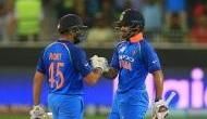 Rohit Sharma and Shikhar Dhawan breaks legendary duo Sachin Tendulkar and Virender Sehwag's record