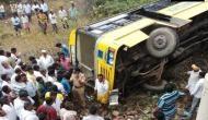 Nepal: 2 Indian pilgrims die, 21 injured as truck rams bus in Rautahat district