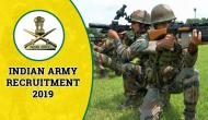 Indian Army Recruitment 2019: Job announcement for unmarried men, women and widows! Check out posts details