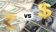डॉलर के मुकाबले मजबूत हुआ रूपया, कच्चे तेल के दाम में नरमी से मिला सपोर्ट