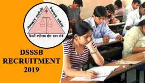 DSSSB Recruitment 2019: Engineering aspirants can submit their application form for these posts released at dsssbonline.nic.in