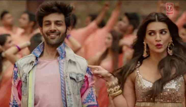 'Luka Chuppi' first video song 'Poster Lagwa Do' is the next party song of the year