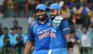 INDvsNZ: पहले टी-20 मैच में इतिहास रच सकते है रोहित शर्मा, कर सकते हैं कोहली के इस 'विराट' रिकॉर्ड की बराबरी