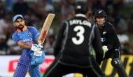 10 साल बाद कोहली की 'विराट सेना' ने न्यूजीलैंड में जीती वनडे सीरीज, बना दिए ये बड़े रिकॉर्ड