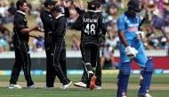 INDvsNZ: बोल्ट के आगे भारतीय बल्लेबाज़ों ने टेके घुटने, 55 रन पर ही गंवाए 8 विकेट