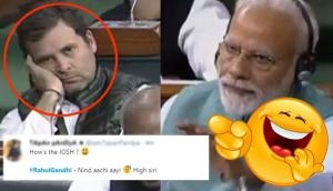 Budget 2019: Twitterati trolled Rahul Gandhi for his 'sad face' and asked 'how's the josh'
