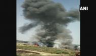 बेंगलूरु में लड़ाकू विमान 'मिराज' दुर्घटनाग्रस्त, पायलट की मौत