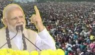 बंगाल: PM मोदी की रैली में मैदान पड़ गया छोटा ! प्रधानमंत्री बोले- इसीलिए दीदी करवा रही हैं हिंसा