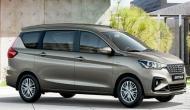 मारुति सुजुकी ने Ertiga में लगाया CNG इंजन, होगी पहली ऐसी कार