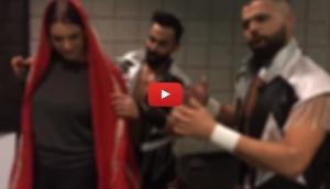 Watch these WWE stars dancing on a hit dance track from Aamir Khan and Ajay Devgn's film; see viral video