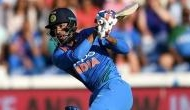 Ind vs NZ: Hardik Pandya makes furious come back post ban; slams hat-trick of sixes against Todd Astle in winning match; video viral