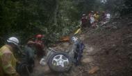 बोलीविया में भूस्खलन से मची तबाही, हाइवे में घंस गईं कई कार, जमीन में समा गए 11 लोग