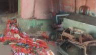 'पश्चिम बंगाल में CM ममता बनर्जी के गुंडों ने BJP दफ्तर में घुसकर जमकर की तोड़फोड़'