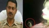 Video: यूपी पुलिस के दरोगा ने गर्लफ्रेंड को खुश करने के लिए हाथ में थमा दी सर्विस रिवाल्वर, इसके बाद...