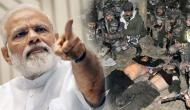 मोदी 'राज' में डरकर घरों में दुबके आतंकी और नक्सली, 5 साल में घटनाओं में आई भारी कमी