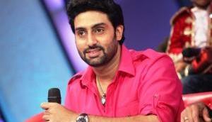 After battling coronavirus Abhishek Bachchan shares quirky artwork in Kabaddi style