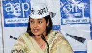 अलका लांबा का बड़ा आरोप, कहा- केजरीवाल ने ट्विटर से किया