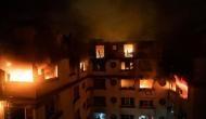 फ्रांस की राजधानी पेरिस में आठ मंजिला इमारत में लगी भीषण आग, 10 लोगों की मौत कई झुलसे