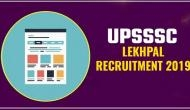 UPSSSC Lekhpal Recruitment 2019: Get ready to apply for upcoming vacancies on over 5000 posts