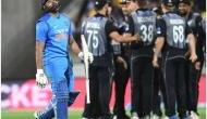 INDvsNZ: रोहित शर्मा की कप्तानी में बुरे सपने सा रहा पहला टी-20 मैच, टीम इंडिया ने बनाए ये शर्मनाक रिकार्ड्स