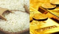 BJP राज में लोगों के आए अच्छे दिन, मिलेगा 1 रूपये में चावल और नवविवाहिता को 1 तोला सोना