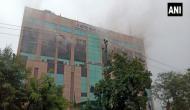 नोएडा के मेट्रो हॉस्पिटल में लगी भयानक आग, नहीं की गई आपात निकासी व्यवस्था