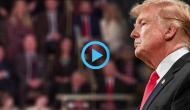 OMG! Trump snoozes during State of the Union speech; his video will make you laugh out loud!