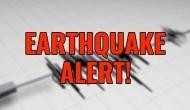 Earthquake jolts Jammu-Kashmir, Himachal Pradesh's Chamba region