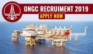 ONGC Recruitment 2019: Graduates apply for multiple openings before this date; salary up to Rs 1.8 lakh