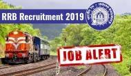 RRB 2019: रेलवे भर्ती बोर्ड इस दिन करेगा नोटिफिकेशन जारी, 1 लाख 30 हजार पदों पर वैकेंसी