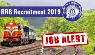 Jobs in Railways! Apply for the latest vacancy, appear for walk-in interview on first week of May; read details