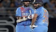 IND vs NZ: वर्ल्ड रिकॉर्ड बनाने के लिए रोहित शर्मा ने किया ये टोटका, फिर रच दिया इतिहास