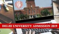 DU Admission 2019: Delhi University to start application process from first week of June; read more details