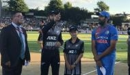 IND vs NZ, Final T20: Rohit Sharma wins the toss and elected to bowl first; playing XI inside