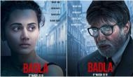 Badla Box Office Collection Day 1: Amitabh Bachchan and Taapsee Pannu starrer beats Pink's opening collection