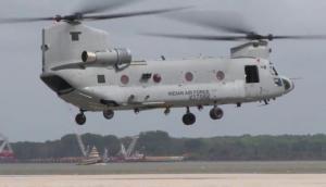 भारतीय वायुसेना की ताकत बढ़ाएंगे 'चिनूक' हेलिकॉप्टर, दुश्मन को देंगे मुंह तोड़ जवाब