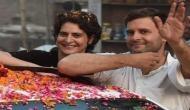 प्रियंका गांधी का आज लखनऊ में रोड शो, कांग्रेस कार्यकर्ताओं में भरेंगी जोश
