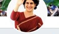 Priyanka Gandhi Vadra evokes Mahatma Gandhi's ideals of non violence in her Twitter debut