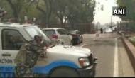 संसद परिसर में धमाके की आवाज से मची हलचल, बढ़ाई गई सुरक्षा, जानिए पूरा मामला