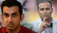 Gautam Gambhir and Virender Sehwag express anger after former Indian cricketer attacked in Delhi