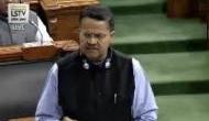 BJD MP Bharthari Mehtab raises issue of alleged money laundering by former MP Jay Panda