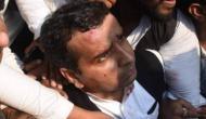 अखिलेश यादव को रोकने पर जमकर हुआ बवाल, इलाहाबाद विश्वविद्यालय में लाठीचार्ज में घायल हुए धर्मेंद्र यादव