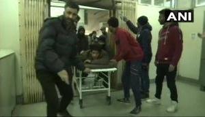 कश्मीर में स्कूल में ब्लास्ट, घायल 16 छात्र अस्पताल में भर्ती, छात्र के बैग में आया था विस्फोटक