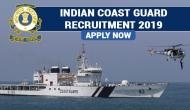 Indian Coast Guard Recruitment 2019: Apply for these vacancies and get salary up to Rs 69,000; read details