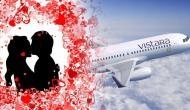 वैलेंटाइन डे पर प्रेमी-जोड़े को शानदार तोहफा, सिर्फ 899 रुपये में अपने प्यार के साथ करें हवाई सफर